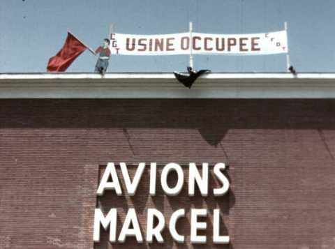 Section CGT entreprise Dassault Aviation Saint Cloud